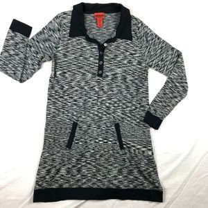 Missoni for Target Polo Shirt Sweater Dress